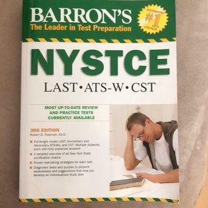 NYSTCE Test Prep book